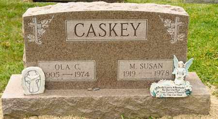 CASKEY, OLA C - Richland County, Ohio | OLA C CASKEY - Ohio Gravestone Photos