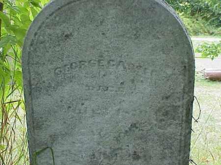 CASSEL, GEORGE - Richland County, Ohio   GEORGE CASSEL - Ohio Gravestone Photos