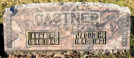 CASTNER, JACOB H - Richland County, Ohio | JACOB H CASTNER - Ohio Gravestone Photos