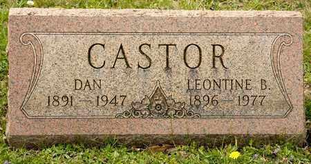 CASTOR, DAN - Richland County, Ohio | DAN CASTOR - Ohio Gravestone Photos