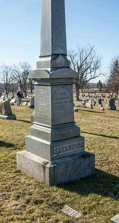 BEVERSTOCK CHAMBERLIN, HATTIE U - Richland County, Ohio | HATTIE U BEVERSTOCK CHAMBERLIN - Ohio Gravestone Photos