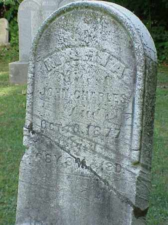 CHARLES, MARIA - Richland County, Ohio | MARIA CHARLES - Ohio Gravestone Photos