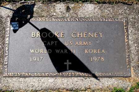 CHENEY, BROOKE - Richland County, Ohio | BROOKE CHENEY - Ohio Gravestone Photos
