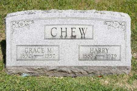 CHEW, GRACE M - Richland County, Ohio | GRACE M CHEW - Ohio Gravestone Photos