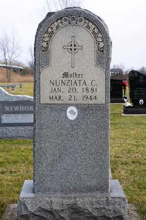 CHIAPPONE, NUNZIATA - Richland County, Ohio | NUNZIATA CHIAPPONE - Ohio Gravestone Photos