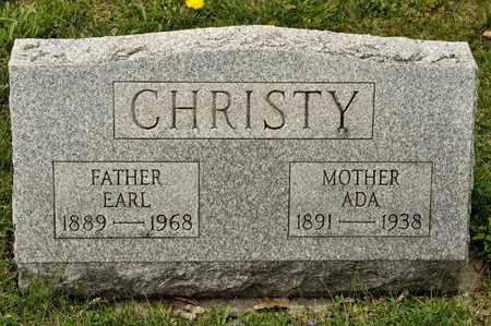 CHRISTY, ADA - Richland County, Ohio | ADA CHRISTY - Ohio Gravestone Photos
