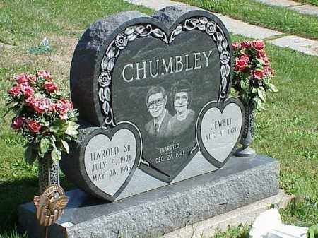 CHUMBLEY, JEWELL - Richland County, Ohio | JEWELL CHUMBLEY - Ohio Gravestone Photos