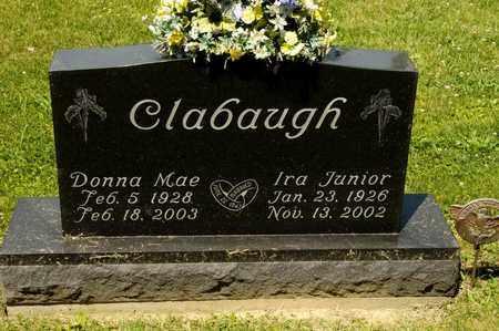 CLABAUGH, IRA JUNIOR - Richland County, Ohio | IRA JUNIOR CLABAUGH - Ohio Gravestone Photos