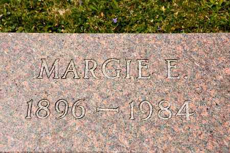 CLARK, MARGIE E - Richland County, Ohio | MARGIE E CLARK - Ohio Gravestone Photos