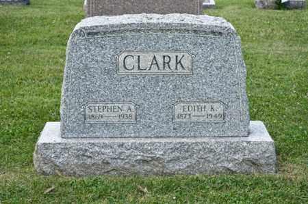 CLARK, STEPHEN A - Richland County, Ohio | STEPHEN A CLARK - Ohio Gravestone Photos