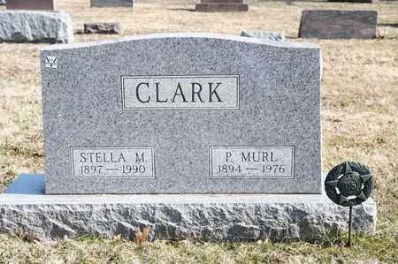 CLARK, STELLA M - Richland County, Ohio | STELLA M CLARK - Ohio Gravestone Photos