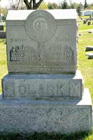 CLARK, WILLIAM H - Richland County, Ohio | WILLIAM H CLARK - Ohio Gravestone Photos