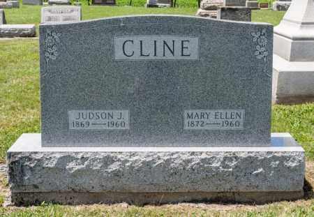 ICHOR CLINE, MARY ELLEN - Richland County, Ohio | MARY ELLEN ICHOR CLINE - Ohio Gravestone Photos