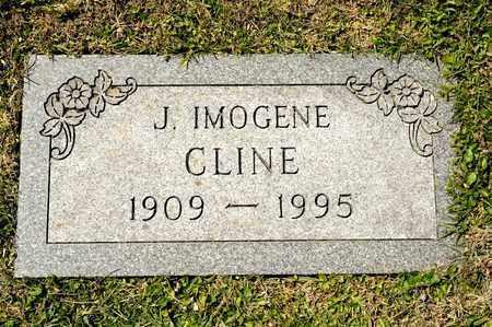 CLINE, J IMOGENE - Richland County, Ohio | J IMOGENE CLINE - Ohio Gravestone Photos
