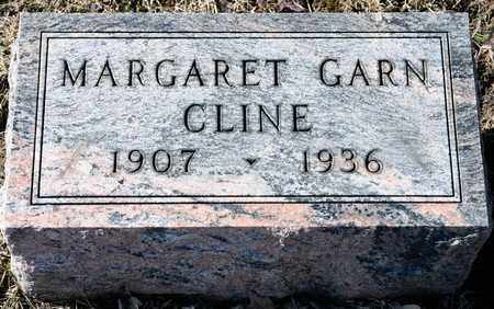CLINE, MARGARET - Richland County, Ohio | MARGARET CLINE - Ohio Gravestone Photos