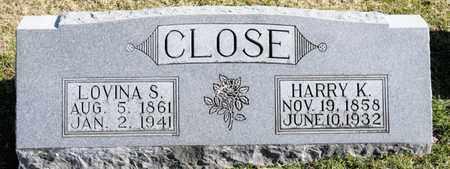 CLOSE, HARRY K - Richland County, Ohio | HARRY K CLOSE - Ohio Gravestone Photos