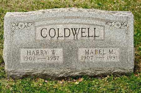 COLDWELL, HARRY W - Richland County, Ohio | HARRY W COLDWELL - Ohio Gravestone Photos
