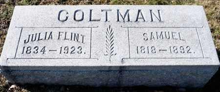 COLTMAN, SAMUEL - Richland County, Ohio | SAMUEL COLTMAN - Ohio Gravestone Photos