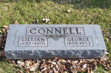 CONNELL, LILLIAN - Richland County, Ohio   LILLIAN CONNELL - Ohio Gravestone Photos