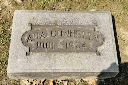 CONNELLY, ADA - Richland County, Ohio | ADA CONNELLY - Ohio Gravestone Photos
