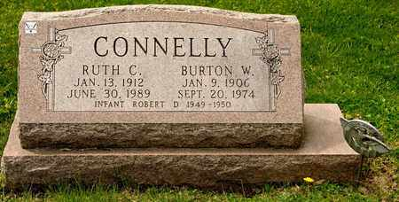 CONNELLY, RUTH C - Richland County, Ohio | RUTH C CONNELLY - Ohio Gravestone Photos