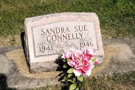 CONNELLY, SANDRA SUE - Richland County, Ohio | SANDRA SUE CONNELLY - Ohio Gravestone Photos
