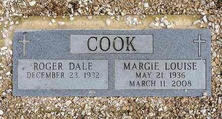 COOK, MARGIE LOUISE - Richland County, Ohio | MARGIE LOUISE COOK - Ohio Gravestone Photos
