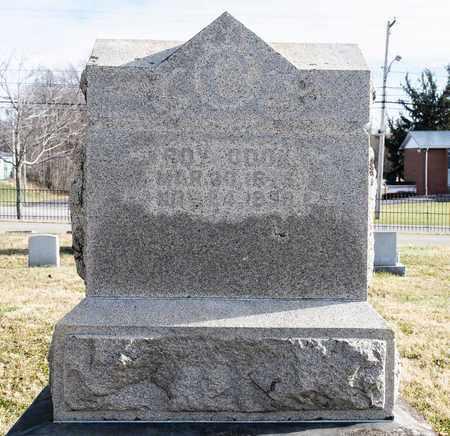 COOK, ROY - Richland County, Ohio   ROY COOK - Ohio Gravestone Photos