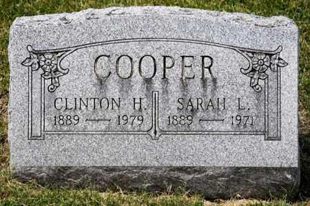COOPER, CLINTON H - Richland County, Ohio | CLINTON H COOPER - Ohio Gravestone Photos