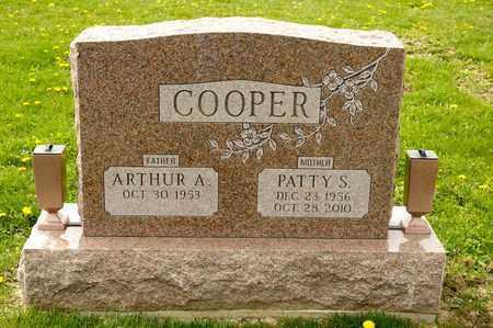COOPER, PATTY S - Richland County, Ohio | PATTY S COOPER - Ohio Gravestone Photos