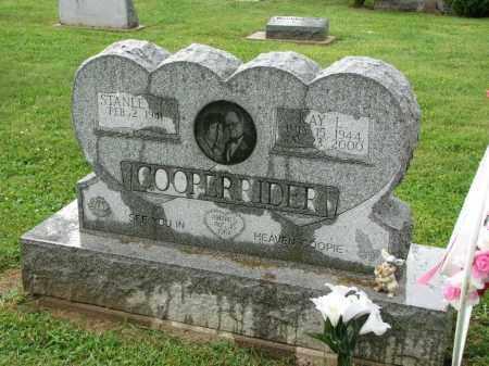 COOPERRIDER, STANLEY C. - Richland County, Ohio | STANLEY C. COOPERRIDER - Ohio Gravestone Photos