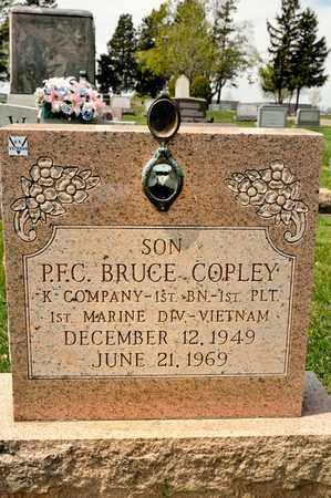 COPLEY, BRUCE - Richland County, Ohio | BRUCE COPLEY - Ohio Gravestone Photos