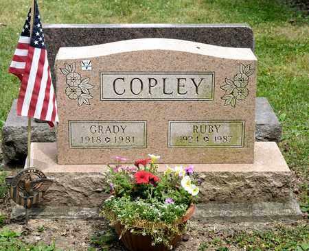 COPLEY, RUBY - Richland County, Ohio | RUBY COPLEY - Ohio Gravestone Photos