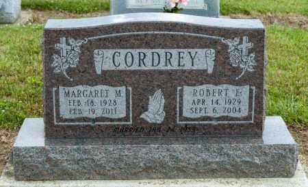 CORDREY, MARGARET M - Richland County, Ohio | MARGARET M CORDREY - Ohio Gravestone Photos