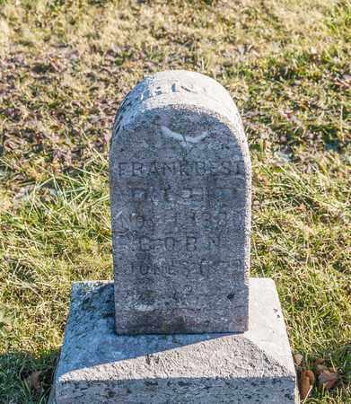 CORNELL, FRANK BEST - Richland County, Ohio   FRANK BEST CORNELL - Ohio Gravestone Photos