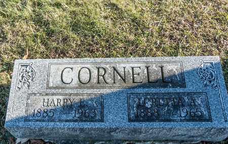CORNELL, LORETTA A - Richland County, Ohio | LORETTA A CORNELL - Ohio Gravestone Photos