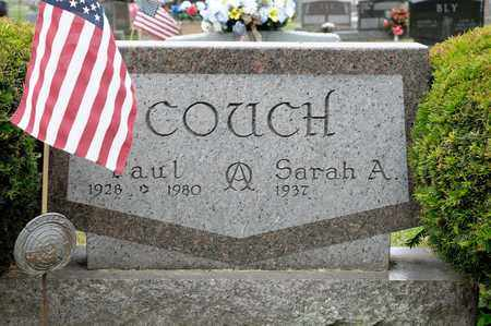 COUCH, PAUL - Richland County, Ohio | PAUL COUCH - Ohio Gravestone Photos