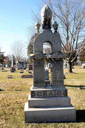 CRAIG, ELIZA E - Richland County, Ohio | ELIZA E CRAIG - Ohio Gravestone Photos