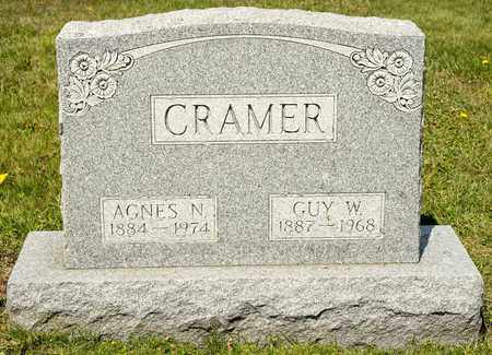 CRAMER, GUY W - Richland County, Ohio | GUY W CRAMER - Ohio Gravestone Photos