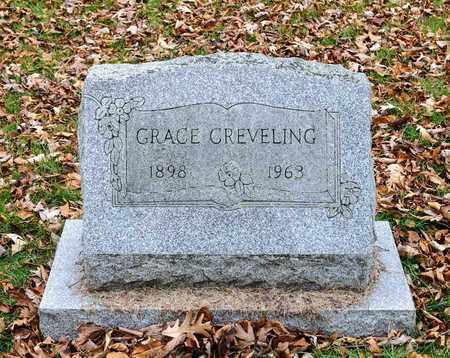 CREVELING, GRACE - Richland County, Ohio | GRACE CREVELING - Ohio Gravestone Photos