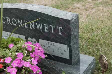 CRONENWETT, STAN L - Richland County, Ohio | STAN L CRONENWETT - Ohio Gravestone Photos