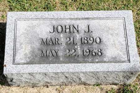 CRUM, JOHN J - Richland County, Ohio   JOHN J CRUM - Ohio Gravestone Photos