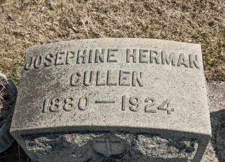 CULLEN, JOSEPHINE - Richland County, Ohio | JOSEPHINE CULLEN - Ohio Gravestone Photos