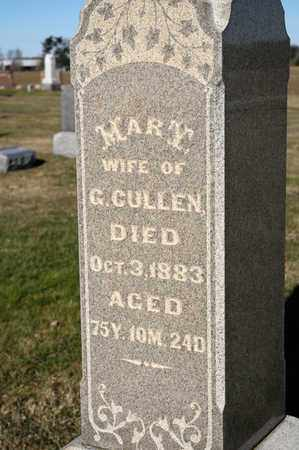 CULLEN, MARY - Richland County, Ohio | MARY CULLEN - Ohio Gravestone Photos