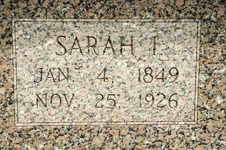CULLEN, SARAH I - Richland County, Ohio   SARAH I CULLEN - Ohio Gravestone Photos
