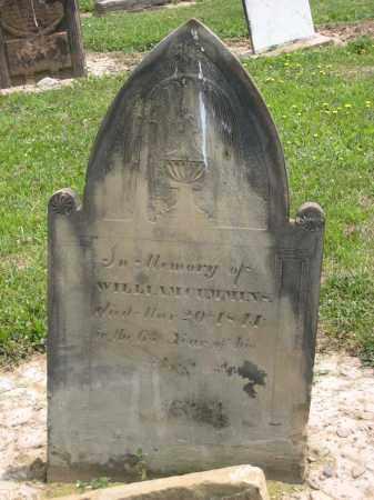 CUMMINS MONUMENT, WILLIAM - Richland County, Ohio   WILLIAM CUMMINS MONUMENT - Ohio Gravestone Photos