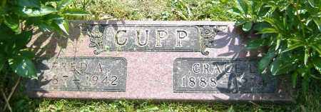 CUPP, GRACE L. - Richland County, Ohio | GRACE L. CUPP - Ohio Gravestone Photos