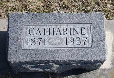 CURRAN, CATHARINE - Richland County, Ohio | CATHARINE CURRAN - Ohio Gravestone Photos
