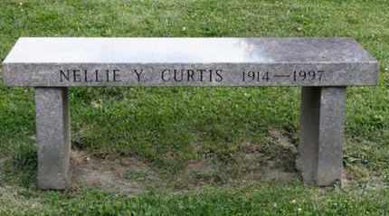 CURTIS, NELLIE Y - Richland County, Ohio | NELLIE Y CURTIS - Ohio Gravestone Photos