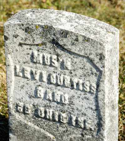 CURTISS, LEVI - Richland County, Ohio | LEVI CURTISS - Ohio Gravestone Photos